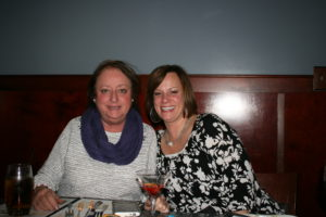 Christmas 2014 at The Melting Pot - Jemi and Beth.